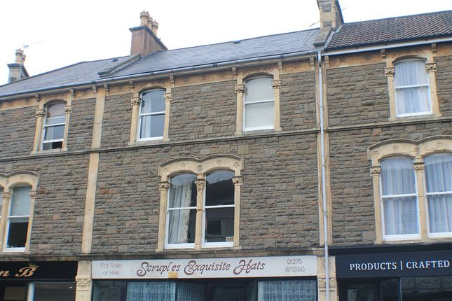 Thumbnail Maisonette for sale in Clevedon, North Somerset