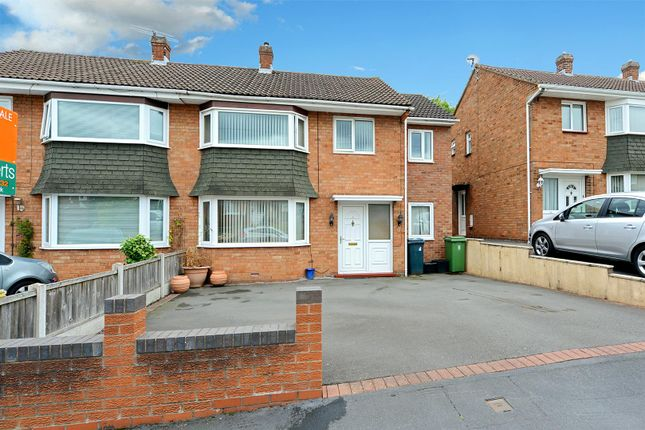 Thumbnail Semi-detached house for sale in Whitemere Road, Shrewsbury