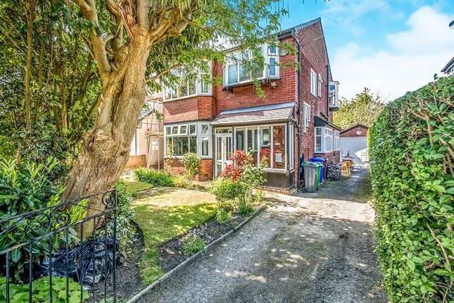Thumbnail Detached house for sale in Sandhurst Avenue, Didsbury, Manchester