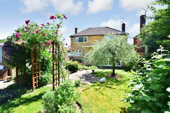Rear Garden of Burlands, Langley Green, Crawley, West Sussex RH11