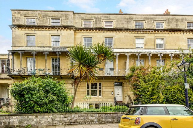 Thumbnail Maisonette for sale in Oakfield Road, Clifton, Bristol