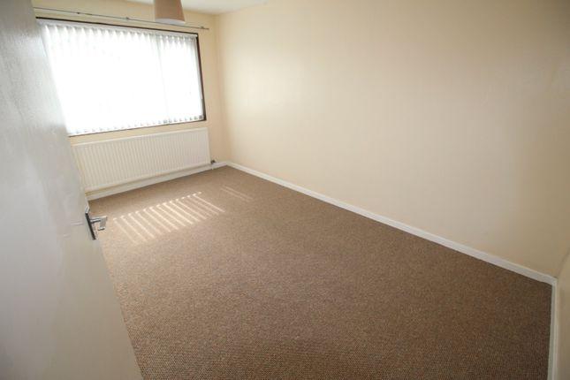 Bedroom Two of Millbrook Close, Skelmersdale, Lancashire WN8