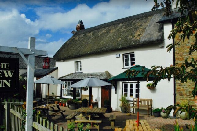 Thumbnail Pub/bar to let in West Road, Roborough