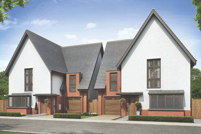 "Thumbnail Property for sale in ""The Wendover"" at Welton Lane, Daventry"