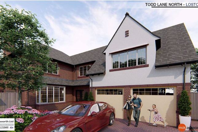 Thumbnail Detached house for sale in Todd Lane North, Lostock Hall, Preston