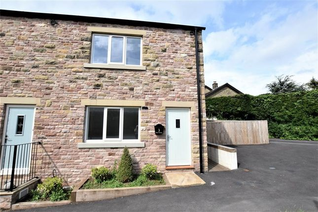 Thumbnail 3 bed end terrace house for sale in Manchester Road, Tunstead Milton, Whaley Bridge, High Peak