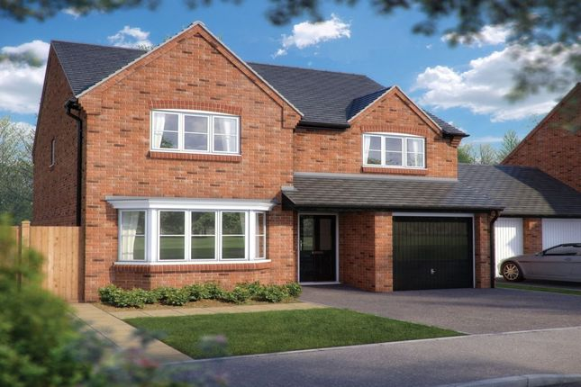 Thumbnail Detached house for sale in The Durham, Forest Edge, Cuddington, Northwich