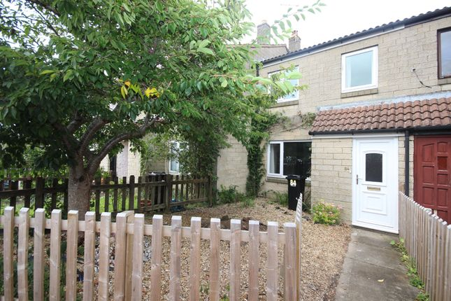 Thumbnail Terraced house to rent in Rosewarn Close, Bath