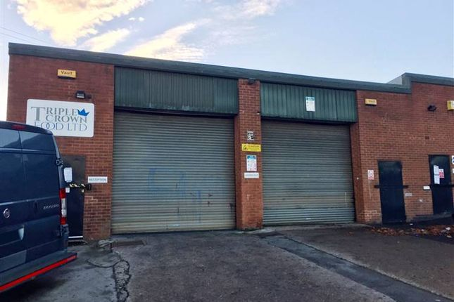 Thumbnail Warehouse to let in Robinsons Industrial Estate, Shaftesbury Street, Derby