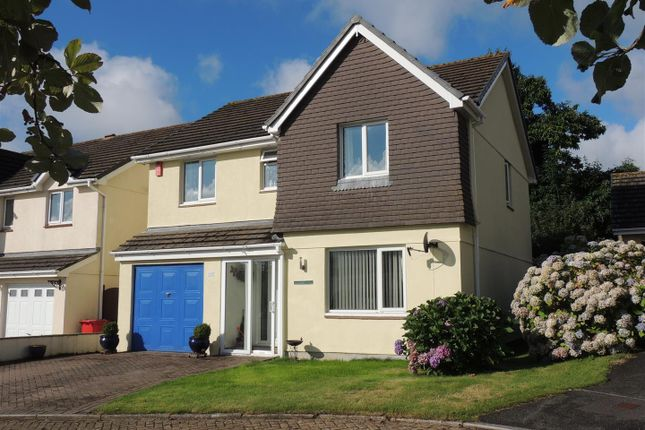 Thumbnail Detached house for sale in Treverbyn Gardens, Sandy Hill, St. Austell