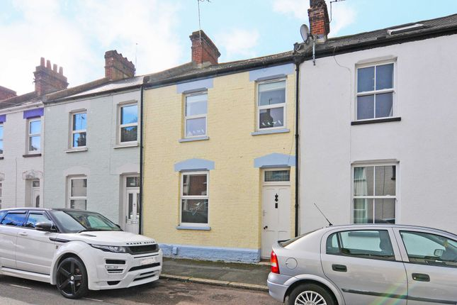 Thumbnail Terraced house to rent in Cowick Road, St. Thomas, Exeter
