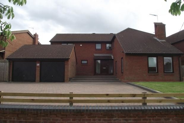Thumbnail Detached house to rent in Colesbourne Drive, Downhead Park, Milton Keynes