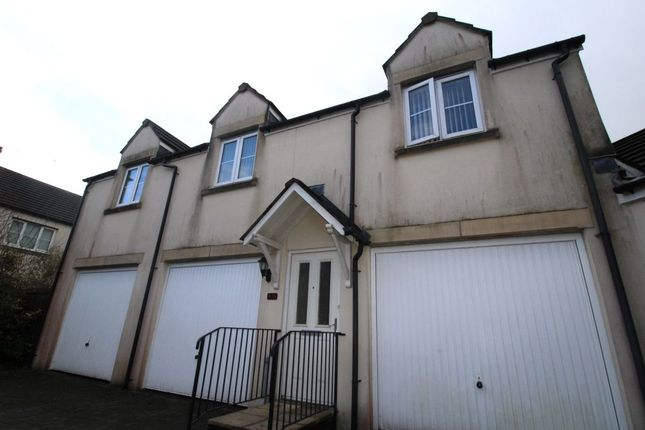 Thumbnail Flat to rent in Kestrel Park, Whitchurch, Tavistock
