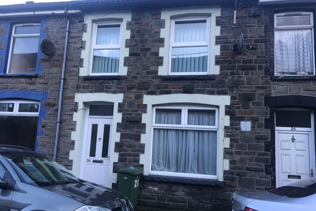 Thumbnail Terraced house to rent in Park Street, Mountain Ash, Mountain Ash
