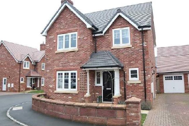 Thumbnail Detached house for sale in Magdalene View, Hadnall, Shrewsbury