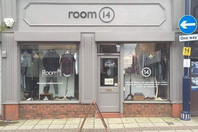 Thumbnail Retail premises for sale in 14 George Street, Ashton-Under-Lyne