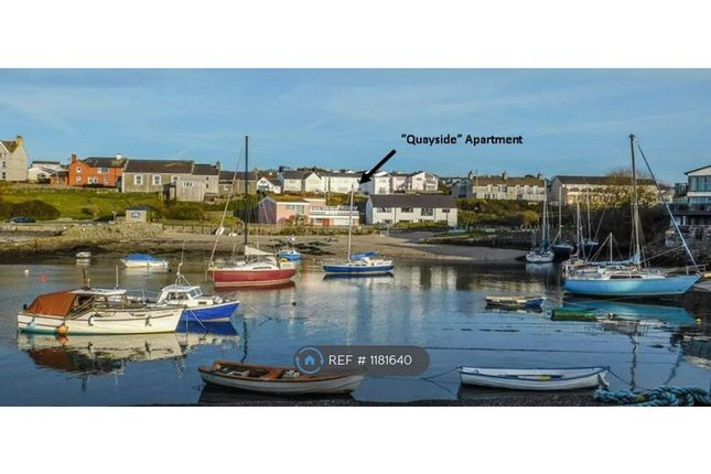Thumbnail Flat to rent in Harbour View Flats, Cemaes Bay
