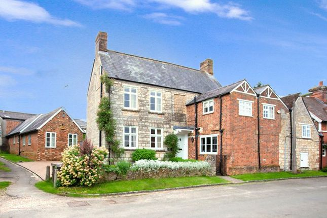 Thumbnail Detached house for sale in Mere Road, Finmere, Buckingham