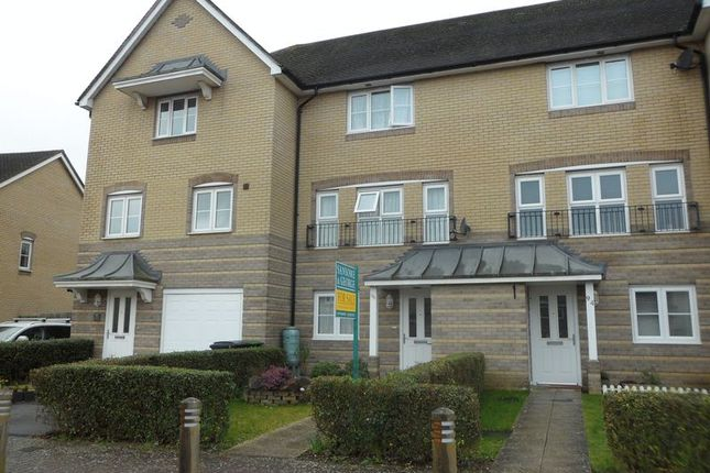 Thumbnail Terraced house for sale in Wiltshire Crescent, Worting, Basingstoke