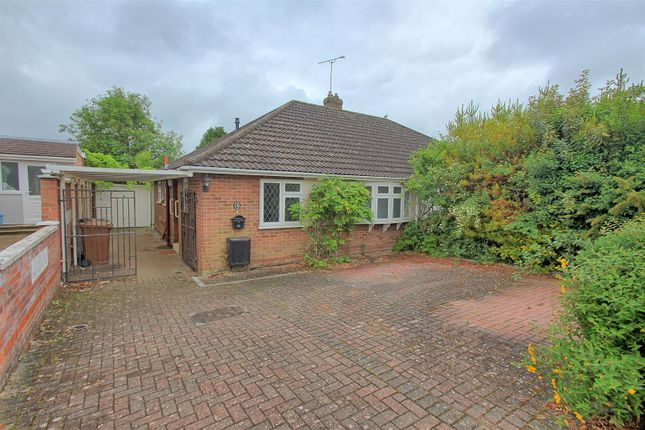 2 bed semi-detached bungalow for sale in Hampden Hill Close, Ware SG12