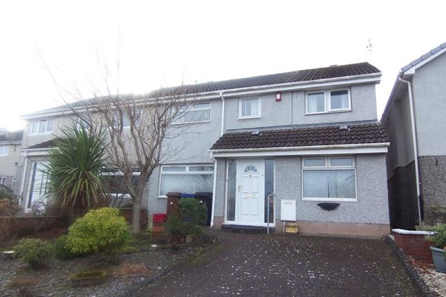 Thumbnail Semi-detached house to rent in Mayshade Road, Loanhead, Midlothian