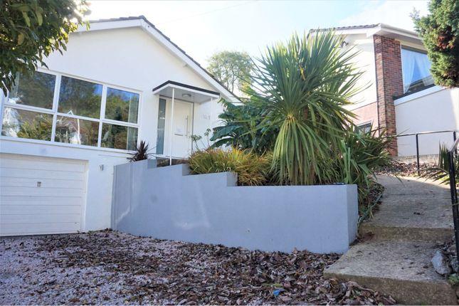 Thumbnail Detached bungalow for sale in Southfield Avenue, Paignton