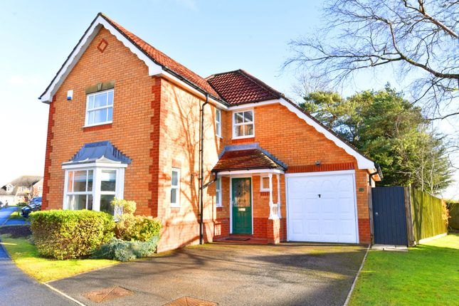 Thumbnail Detached house to rent in Youngs Drive, Harrogate