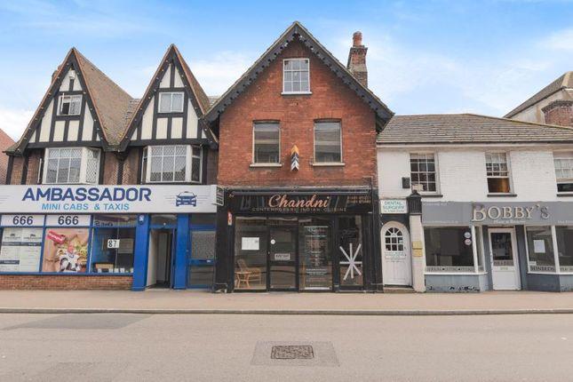 Thumbnail Maisonette for sale in High Street, Orpington