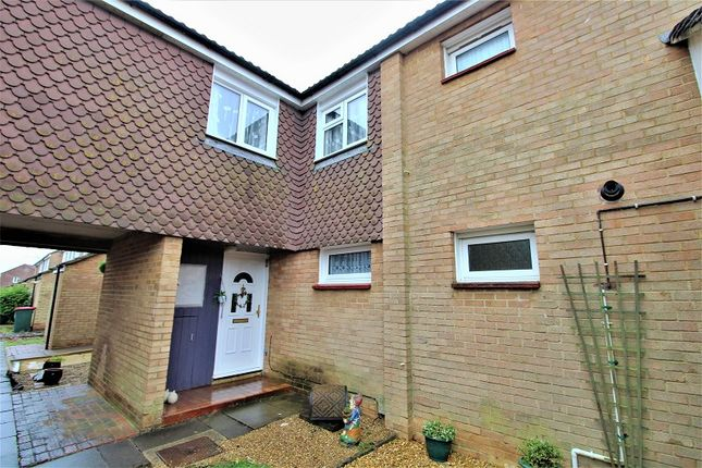 3 bed terraced house for sale in Grier Close, Ifield, Crawley, West Sussex. RH11