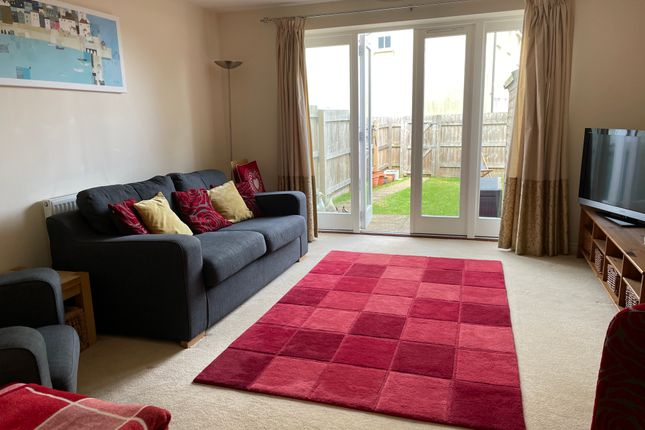 Thumbnail Terraced house for sale in Madison Close, Hayle