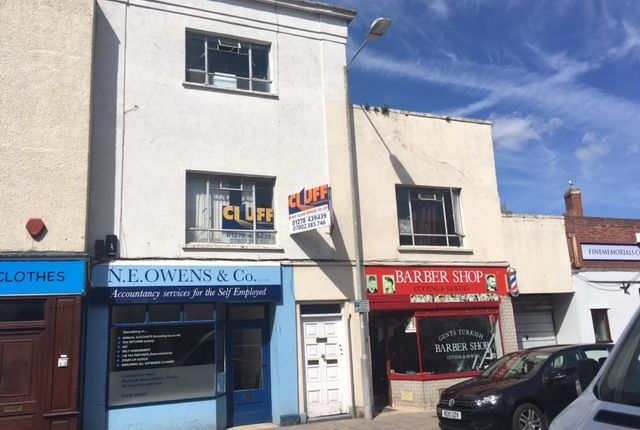 Thumbnail Retail premises for sale in St Mary Street, Bridgwater