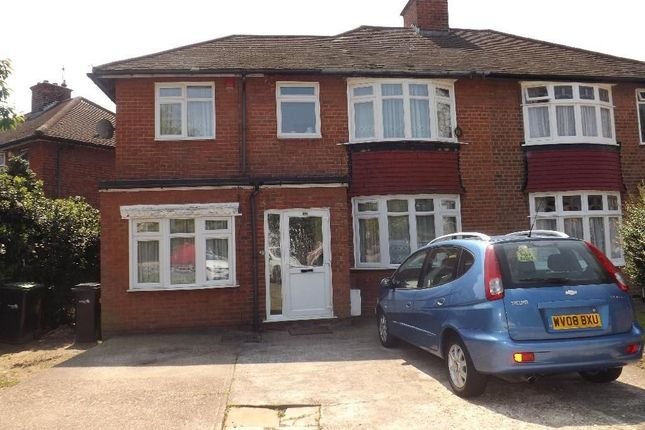 Thumbnail Terraced house to rent in Bell Lane, Ponders End