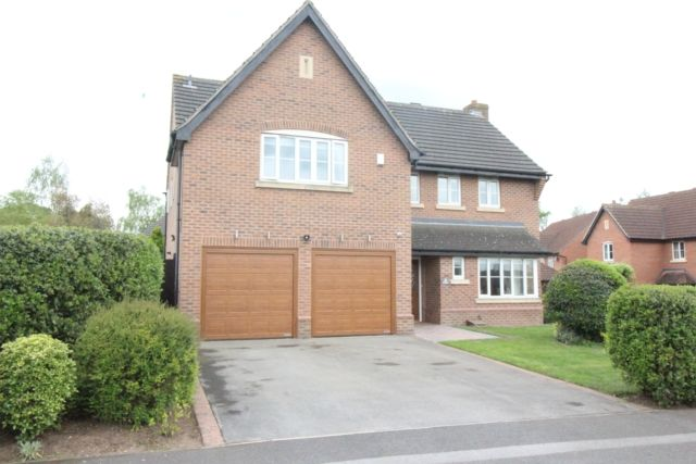 Thumbnail Detached house for sale in Southern Wood, Worksop