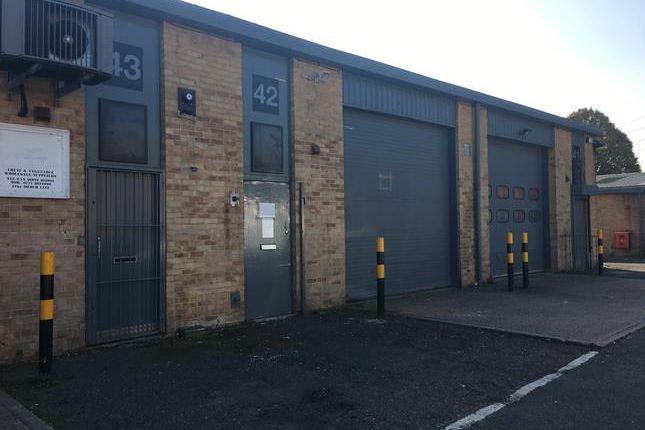 Thumbnail Light industrial to let in Fairways Business Centre, Unit 43, Lammas Road, Leyton, London