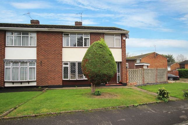 Thumbnail Semi-detached house for sale in Chelmer Road, Witham, Essex