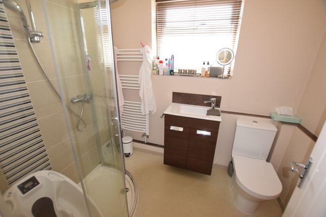 Shower Room of Sunset Close, Pevensey Bay BN24