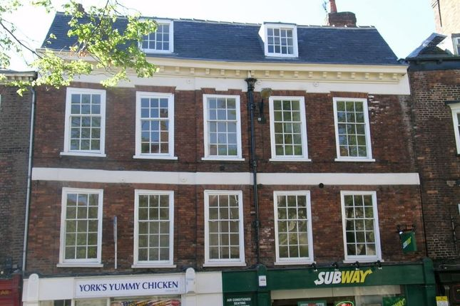 Thumbnail Flat for sale in Pavement, York
