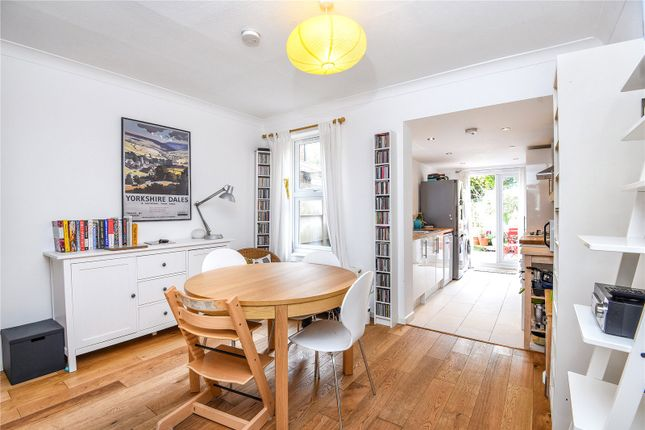 Thumbnail Terraced house for sale in Queens Road, Bounds Green, London