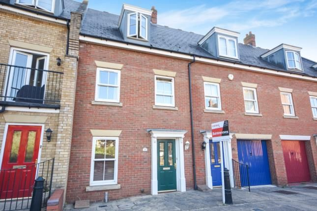 Thumbnail Terraced house for sale in Britten Crescent, Witham