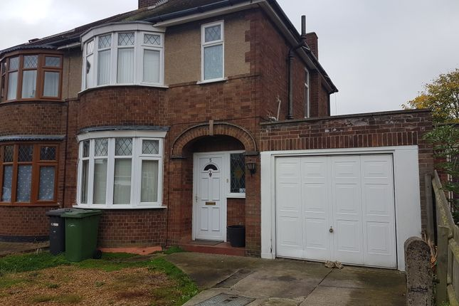 Thumbnail Semi-detached house to rent in Kings Gardens, Peterborough