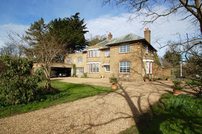 Thumbnail Detached house for sale in Red Hill, Denham