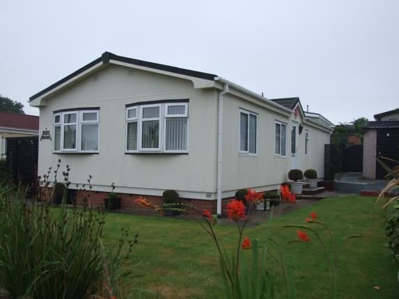 Thumbnail Mobile/park home for sale in Wheal Seaton, Camborne, Cornwall