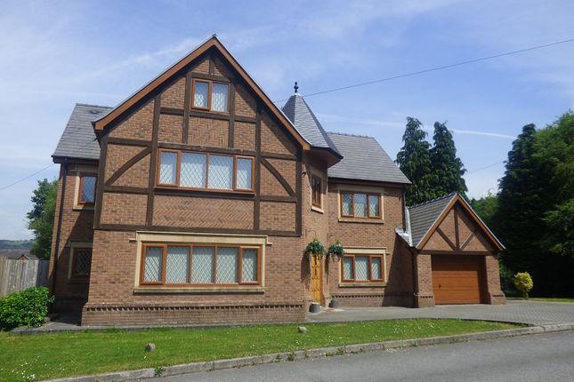 Thumbnail Property for sale in Llys Y Nant, Glais, Swansea.