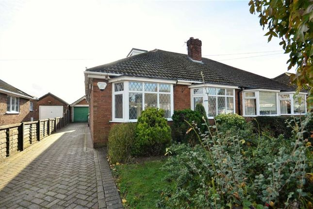 Thumbnail Bungalow for sale in Southern Walk, Scartho, Grimsby