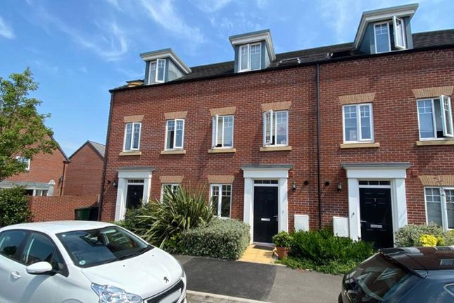 Thumbnail Terraced house for sale in Myrtlebury Way, Exeter