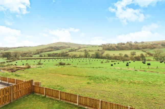 Rear Views of Cae Llan, Llangernyw, Abergele, Conwy LL22