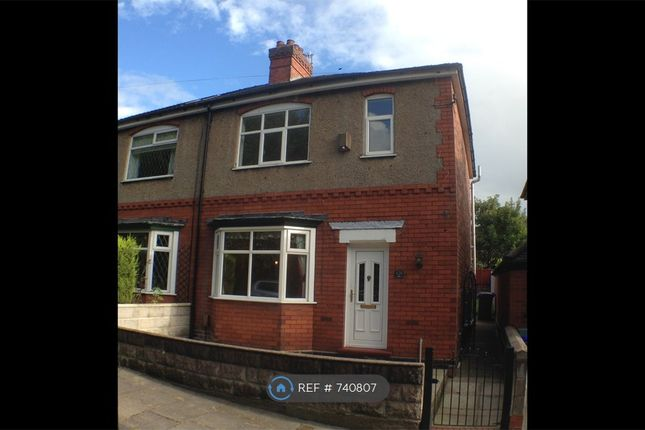 Semi-detached house to rent in Beville Street, Stoke-On-Trent
