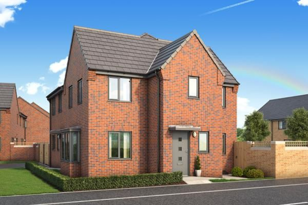 "Thumbnail Property for sale in ""The Windsor At Kingfields Park"" at Richmond Lane, Kingswood, Hull"