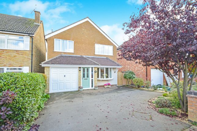 Thumbnail Detached house for sale in Knoll Street, Market Harborough