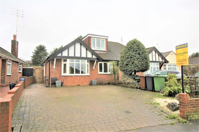 Thumbnail Semi-detached house for sale in Dugdale Hill Lane, Potters Bar